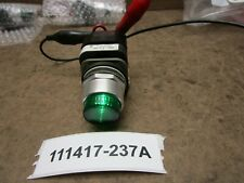 Allen Bradley 800T-Ptl16G Push To Test illuminated pilot light 120V green lens