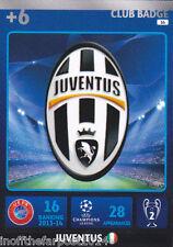 2014/15 Adrenalyn Xl Champions League Juventus Tarjeta n ° 16