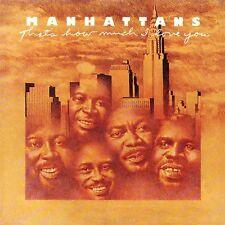 The Manhattans - That's How Much I Love You [New CD] Bonus Tracks, Rmst