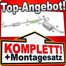 Auspuff PEUGEOT BOXER 2.5 D Auspuffanlage 047B
