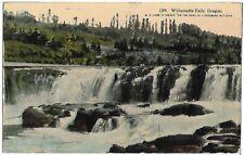 (0867)  c1911 P/C WILLAMETTE FALLS (Oregon City) OR   UNUSED