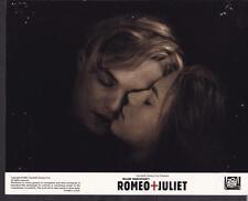 Claire Danes Leonardo DiCaprio Romeo + Juliet 1996  original movie photo 20685