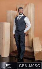 "1:6 Toy center CEN-M05C Gentleman Suit Clothes F 12"" TBL M34 Strong Doll"