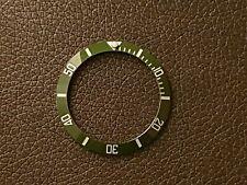 Ghiera per rolex SUBMARINER  in CERAMICA dimensioni 38 mm. colore VERDE