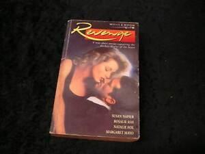 Revenge by Susan Napier, Rosalie Ash, Natalie Fox & Margaret Mayo