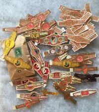 bague cigare divers dans envelloppe ancienne timbré mexico pour france original
