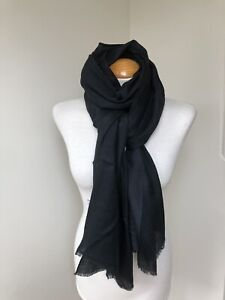 100% Real Cashmere Scarf / Pashmina So Soft & Warm Red Check Unisex