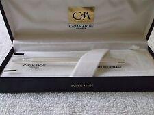 New Caran d'Ache Ecridor Chevron Ballpoint Pen ( Sealed )
