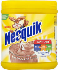 Nestle Nesquik Chocolate Flavour Milk Powder 2x500g Tubs
