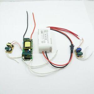 240V LED Driver AC/DC Power Supply Transformers 85-265V 300-600mA Electronic