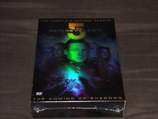 BABYLON 5,THE COMPLETE SECOND SEASON - BRAND NEW,UNOPENED!!!!!!!!