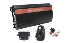 Precision Power i640.5 Compact 5-Channel Car Motorcycle Audio Amplifier 640 Watt