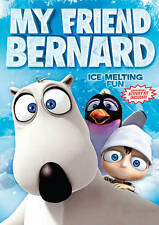 My Friend Bernard (DVD, 2012) BRAND NEW!!