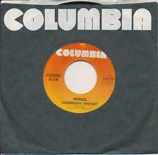 Paul McCartney & Wings - Goodnight Tonight - 45 rpm Near Mint new old stock.