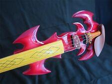 red color crazy-1 SONG art streamline 5 string  electric violin 4/4 #11154