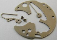 Seiko 6139 B chronograph watch movement part: calendar jumper & ring guard