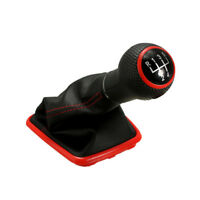 SHIFTER GEAR SHIFT KNOB GAITOR GAITERS BOOT FOR  Mk4 Golf GTI R32 Bora JETT J2S1