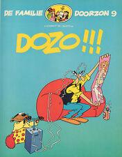 FAMILIE DOORZON 09 - DOZO !!! - Gerrit de Jager