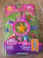 Polly Pocket QUIK-CLIK Pollywood Dial A Style  Shop 13 pieces Mattel
