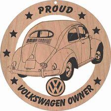 MkIV GTI VW Volkswagen  Wood Ornament Engraved