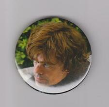 """Game of Thrones Tyrion Lannister 2 1/4"""" Pin Back Button Peter Dinklage"""