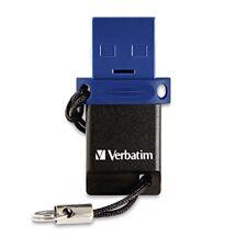 Verbatim Corporation 99154 32Gb Storengo Dual Usb Flash Drive