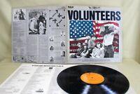 Jefferson Airplane – Volunteers RCA-6139 Japan VINYL LP (NM)