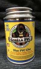 New listing Gorilla 04102 Blue Hot Pvc Glue, 4 Oz
