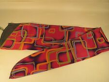 Long Gun Rifle Sleeve Sock Durable Lightweight Case Cover Red Psychedelic