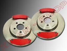 2 Bremsscheiben & Bremsklötze vorne Dodge Charger 2006-2014 345mm ∅ Durchmesser