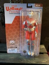 "Ultraman 8"" MEGO Action Figure 14 Points Articulation"