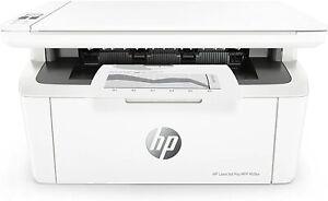 HP LaserJet Pro MFP M28w Multifunktionslaserdrucker - Weiß (W2G55A#B19)