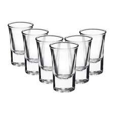 Bormioli Rocco Dublino Shot Glasses 34ml Set of 6