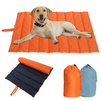 Waterproof Dog Bed Mat Extra Large Portable Pet Cushion Mattress Outdoor Travel