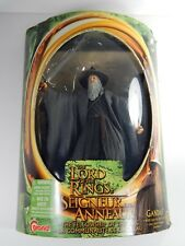 Vintage Lord of the Rings Toybiz Gandalf Action Figure. 2001. SEALED. Light up.