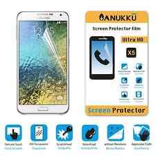3x PELLICOLA PROTETTIVA per Samsung Galaxy E5 FRONTE + PANNO