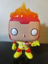 Funko POP Heroes: Firestorm Action Figure LOOSE