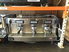 Cheap Second Hand Iberital 3 group Commercial Coffee Machine
