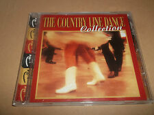 VARIOUS - THE COUNTRY LINE DANCE COLLECTION (CD ALBUM) - UK FREEPOST