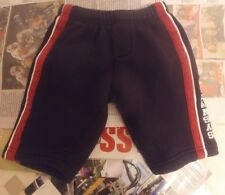 Arkansas razorbacks -Red and Black Toddler Size 3 - 6 months Sweat Pants