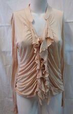 maglietta t-shirt donna 60% cotone 40% modal Stefanel taglia M