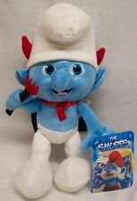 "The Smurfs HALLOWEEN SMURF AS DEVIL 13"" Plush STUFFED ANIMAL Toy NEW w/ TAG"