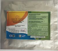 CURCUMIN 95% + PIPERINE 95% Extract Powder, Bioavailable Curcumin Extract