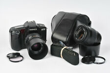 Yashica 270 Autofocus 35mm Film SLR Outfit with 2 Lenses