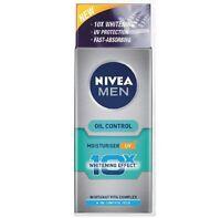 12x20 ML OF NIVEA MEN WHITENING OIL CONTROL CREAM WITH FREE WORLDWIDE SHIPPING