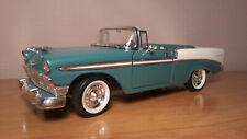 1/18 ROAD SIGNATURE CHEVROLET BEL AIR 56
