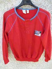 Sweat USA styling by ADIDAS vintage années 80 Ventex shirt jogging trikot 162 XS
