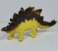 Vintage 1988 Carnegie Collection Safari Stegosaurus Dinosaur Retired