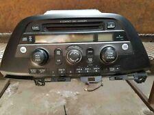 2005 2006 HONDA ODYSSEY RADIO RECEIVER IN DASH 6 DISC CHANGER OEM 39100-SHJ-A300