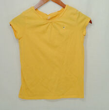 Gymboree Tropical Bloom Size 10 Yellow Tee Shirt